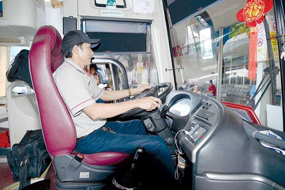 camera giám sát tài xế